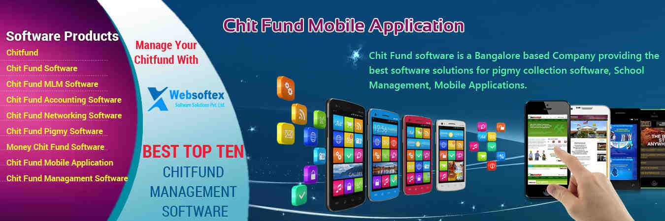 Chit Fund Mobile Application
